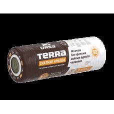 URSA TERRA 35 QN 150мм. Скатная крыша 3900*1200*150