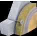 Дюбель 10х120мм. для теплоизоляции с металл. гвоздем и термозаглушкой