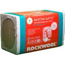 ROCKWOOL АКУСТИК БАТТС 50мм (пл.45 кг/м3)